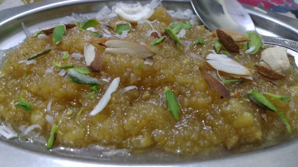 Moong Dal Halwa - Delicious Dessert