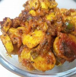 Arbi Fry - Crispy And Quick Curry