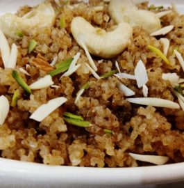 Gujarati Special Laapsi Recipe