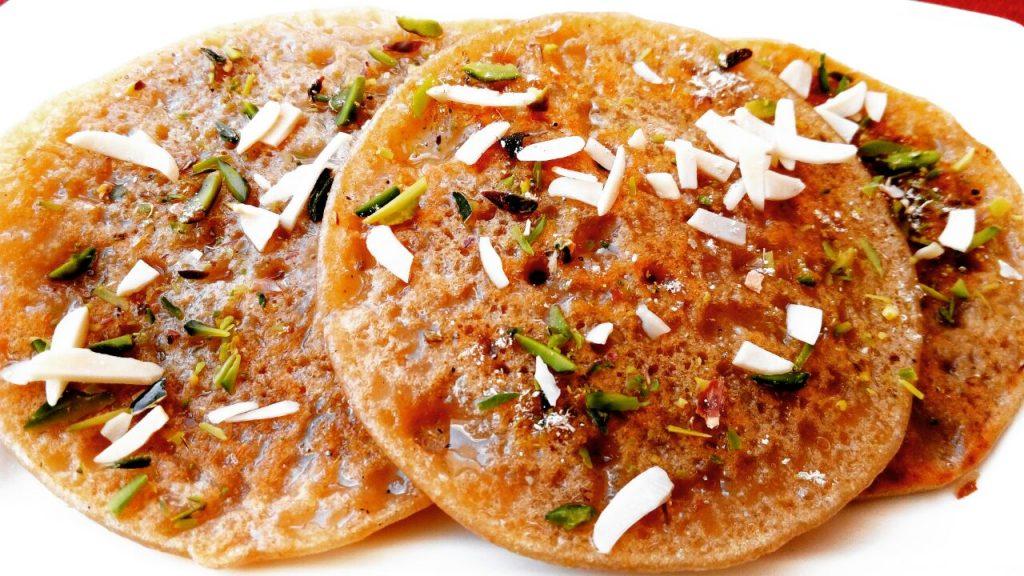 Whole Wheat Flour Pancake Recipe