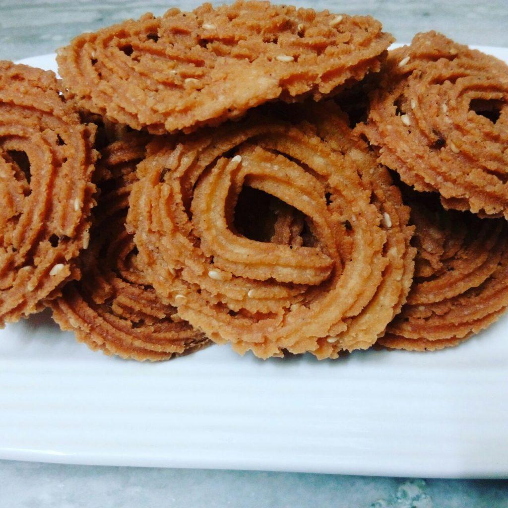 Rice Flour Chakli | Murukku Recipe