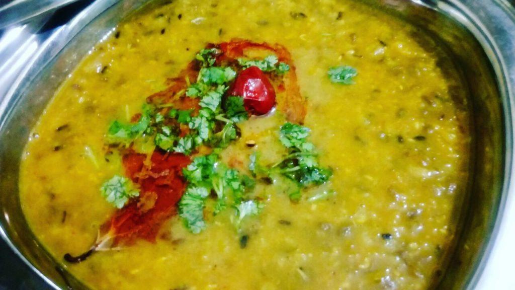 Green Moong Dal Fry Recipe