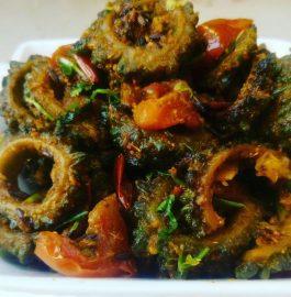 Tomato Bitter Gourd Sabji | Karela Tamatar Sabji Recipe