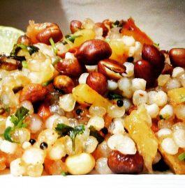 Sabudana Khichdee Recipe
