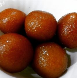 Gulab Jamun With Paneer Recipe