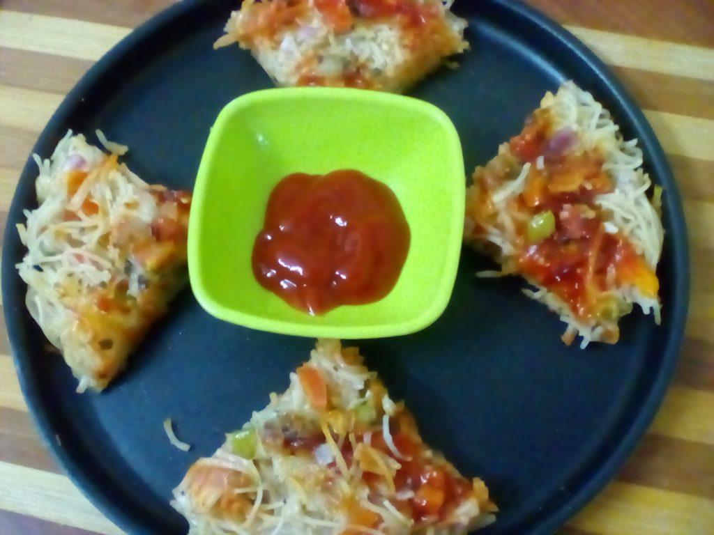 Noodles Pizza Recipe