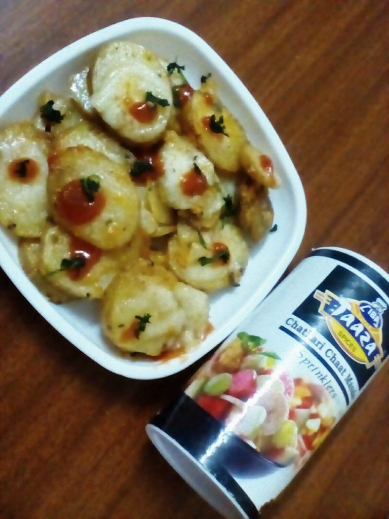 Cheesy Potato Snack Recipe