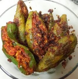 Karela Recipe With Paneer