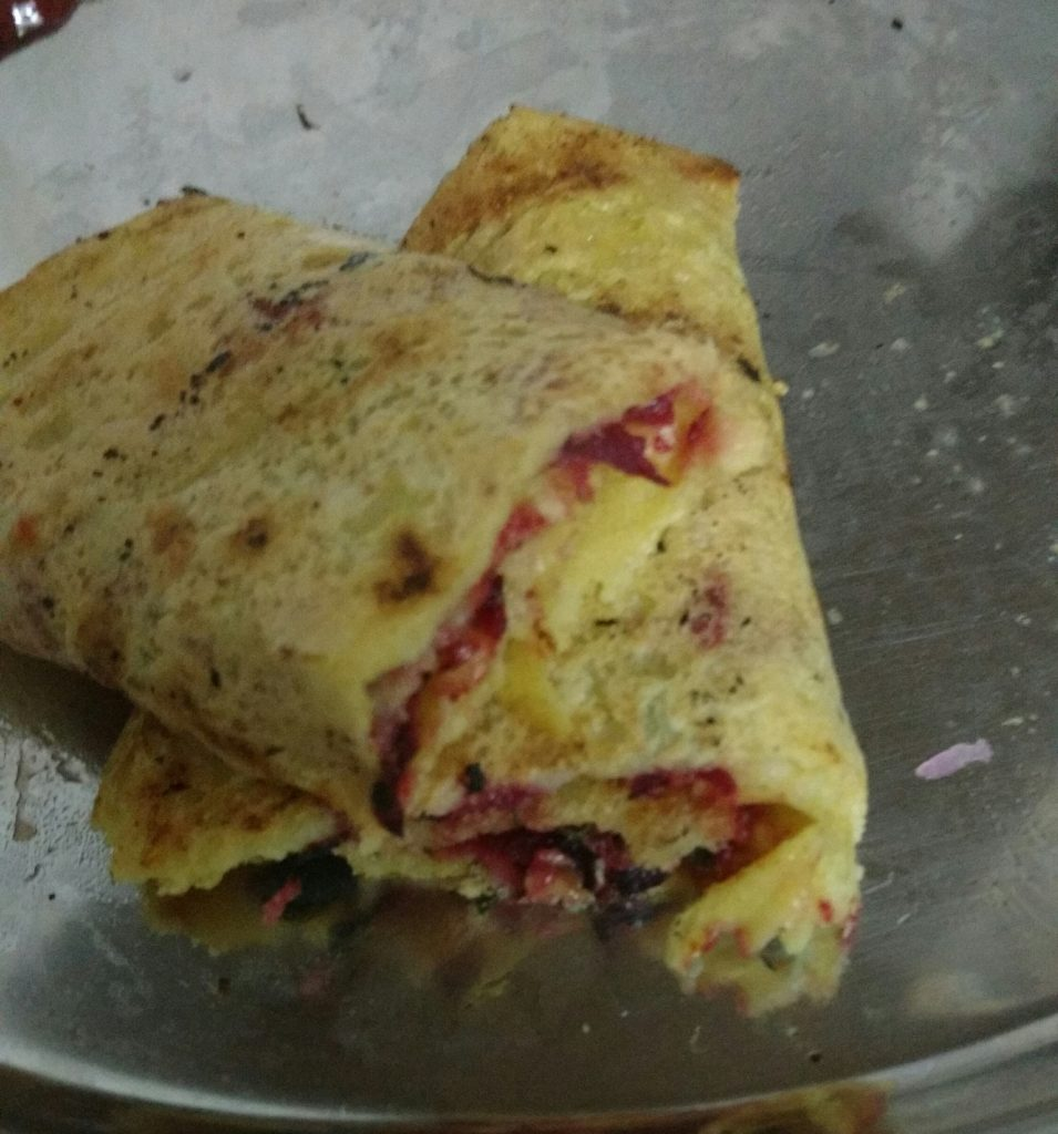 Moong Dal Oats Chilla Recipe