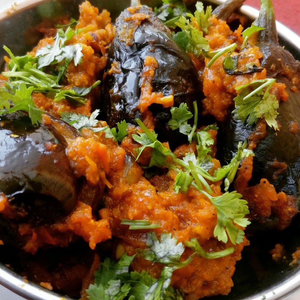 Stuffed Baigan Recipe