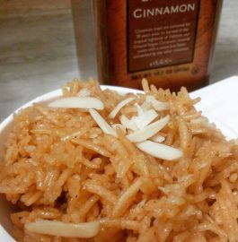 Caramel Cinnamon Rice Recipe