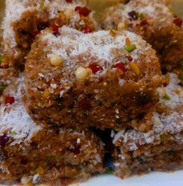 Gulkand Barfi Recipe
