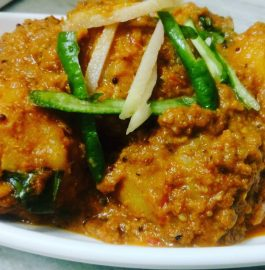 Dum Aloo Curry Recipe
