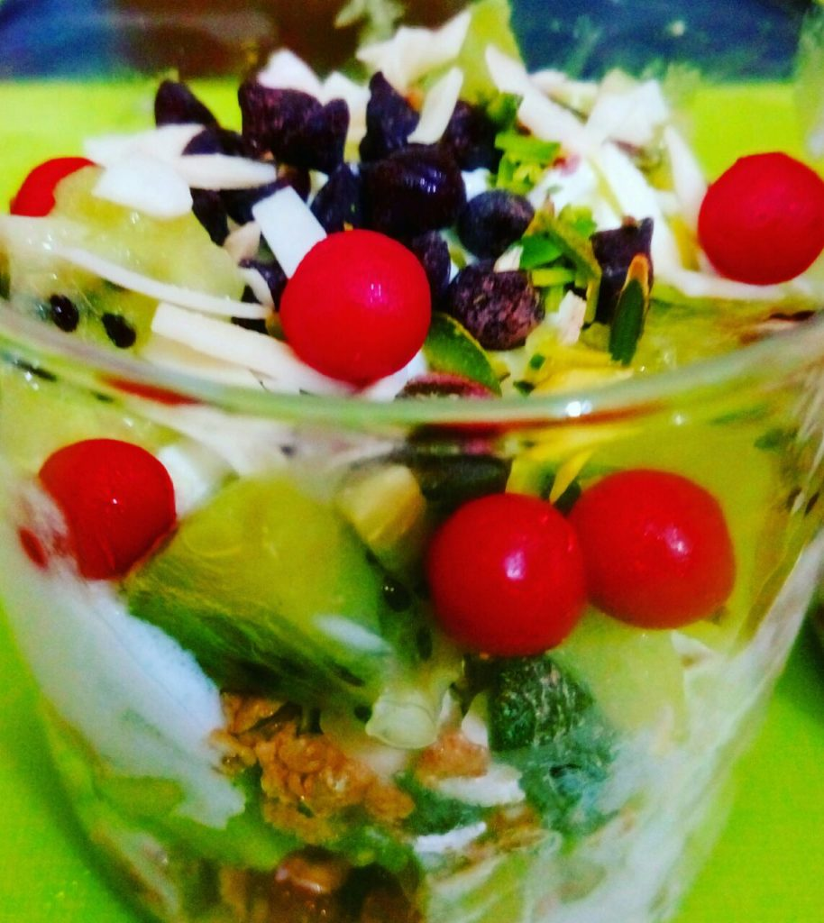 Trifle Pudding Recipe