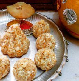 Dry Nuts Modak Recipe
