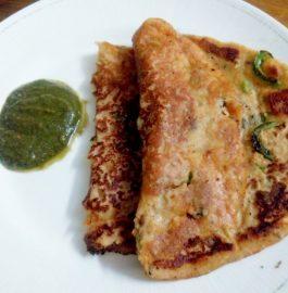 Lentil Pancakes Recipe
