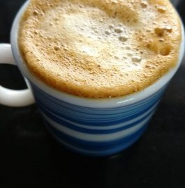 Cappuccino Coffee Recipe