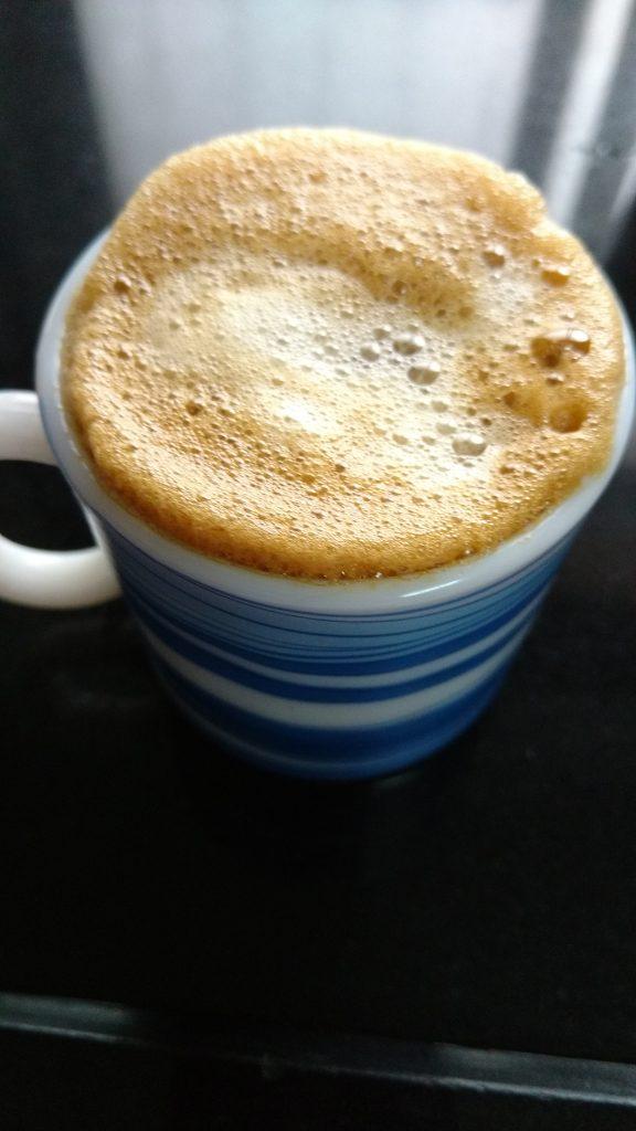 Cappuccino Coffee Recipe