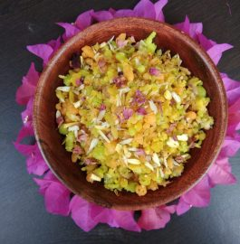 Meethi Boondi Recipe