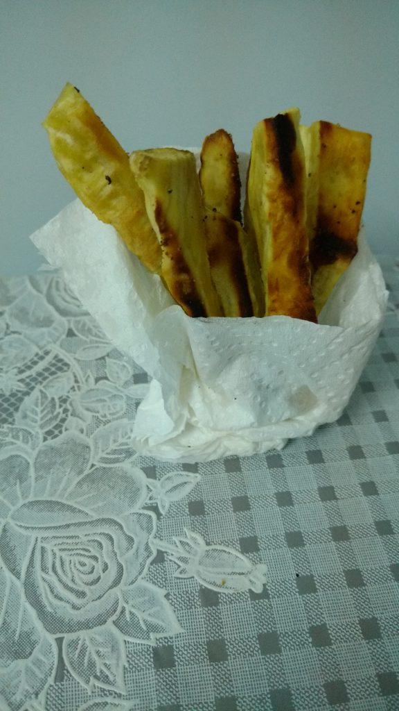 Sweet Potato Fries (Baked) Recipe