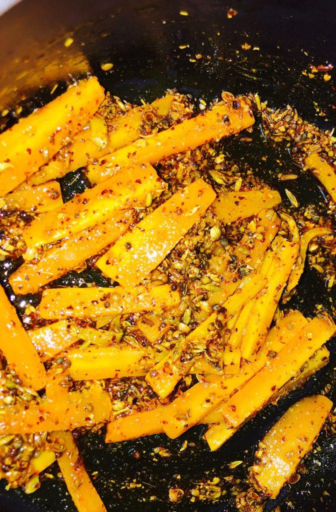 Carrot Pickle Recipe