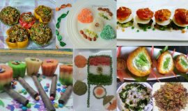 Independence Day Tricolor Recipes