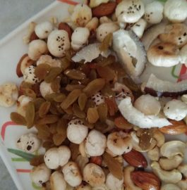 Dry Fruit Mix Recipe