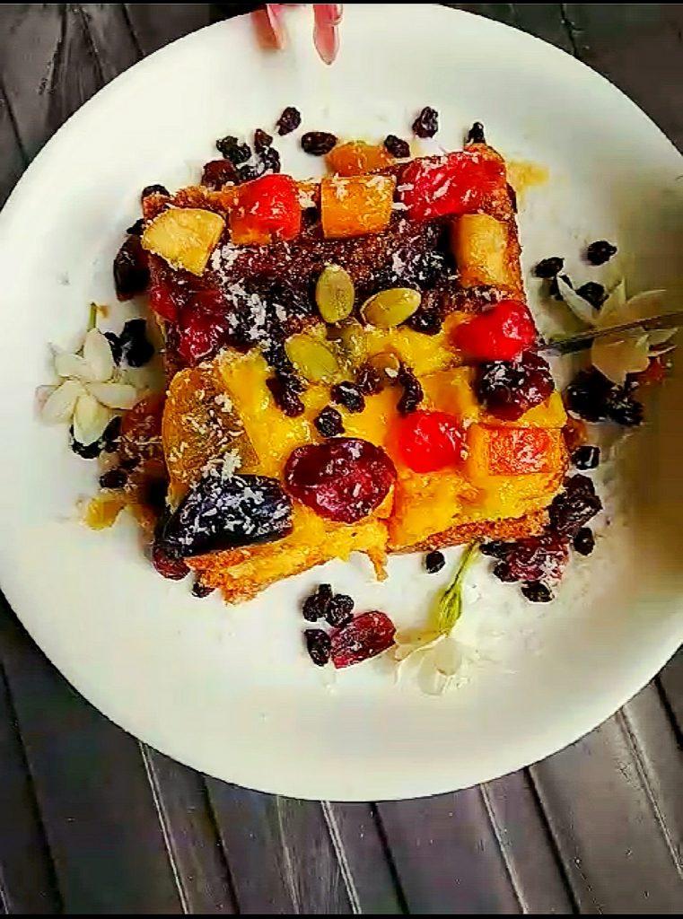 Mango Chocolate Pastry Recipe