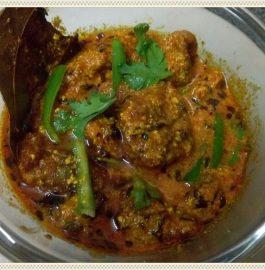Jodhpuri Chakki Ki Shahi Sabzi Recipe