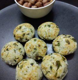 Paneer Sago Balls Recipe