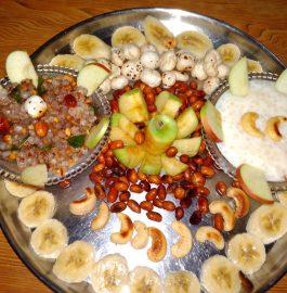 Vrat Ki Thali Recipe