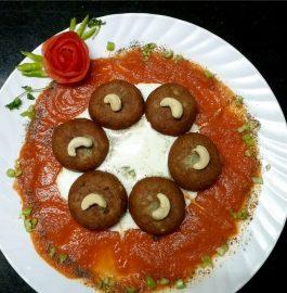Kuttu Aloo Vada Recipe