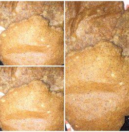 Kuttu Singhare Ki Poori Recipe