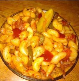 Macaroni Masala Recipe