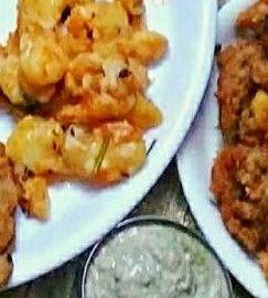 Falhari Thali - Peanut Chutney Recipe