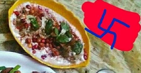Falhari Thali - Sabudana Ka Dahi Bada Recipe