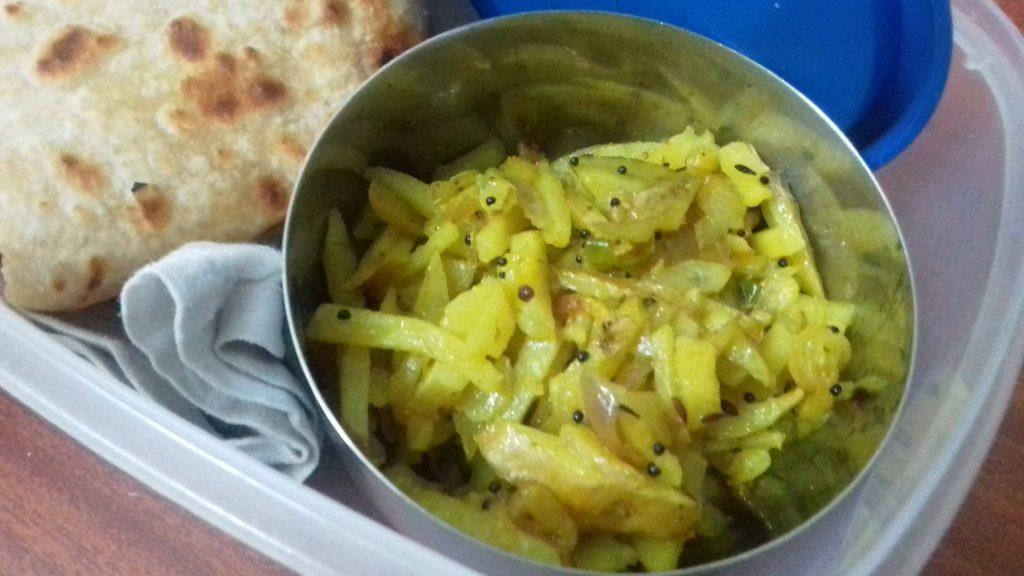 Aloo Ki Jhatpat Sabzi Recipe