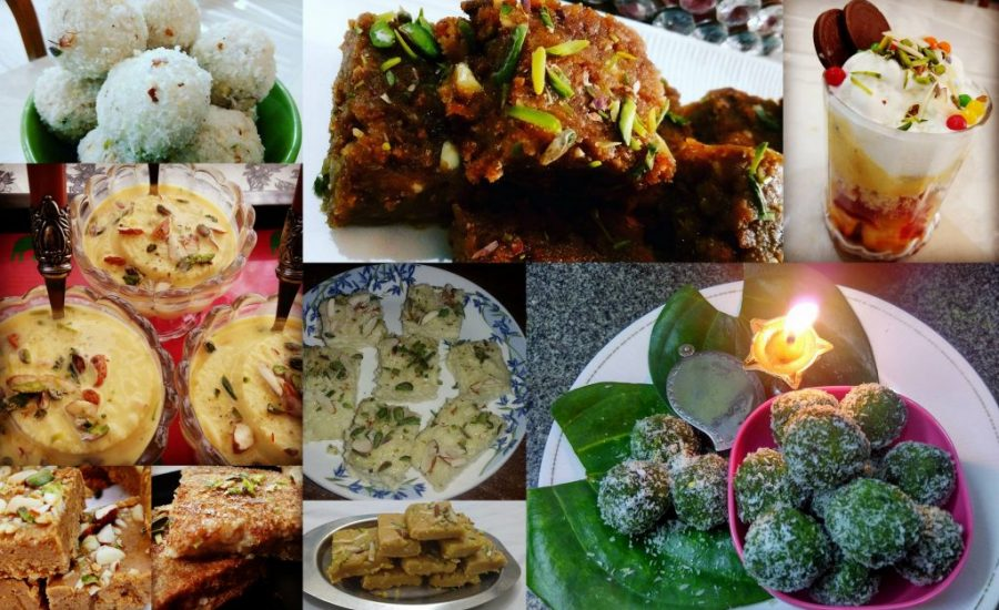 Diwali sweet recipes