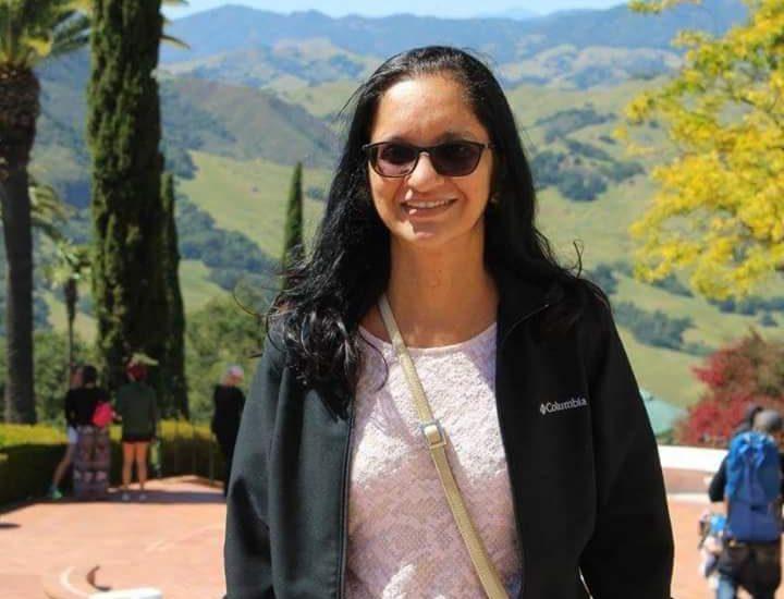 Meet ZKT featured author Sandhya Sampat