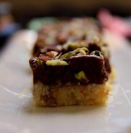 Milk Chocolate Kalakand Recipe