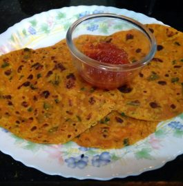 Methi Thepla Recipe | How to make methi thepla