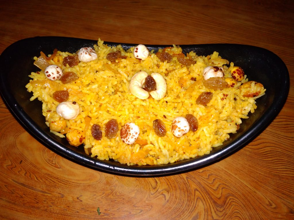 Makhana Pulao Recipe