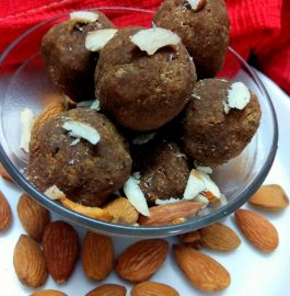 Oats Chocolaty Ladoo Recipe