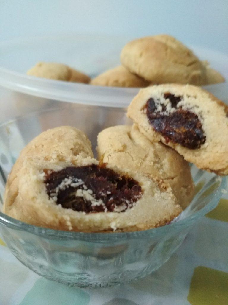 Stuffed Nankhatai Recipe