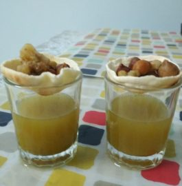 Panipuri (In Appe Patra) Recipe