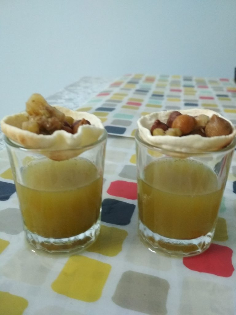 Panipuri (In Appe Patra) Recipe