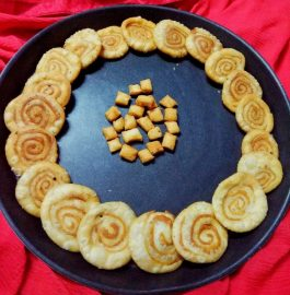 Pinwheel Mathri Recipe