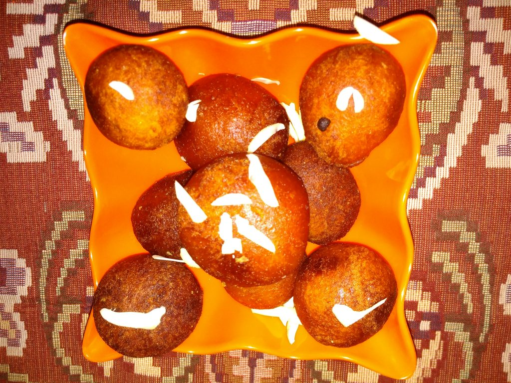 Gits Gulab Jamun Recipe