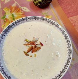 Custard Apple Kheer Recipe