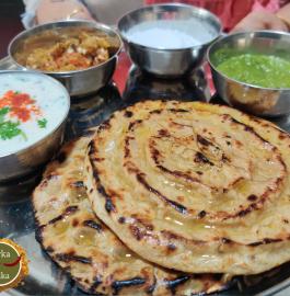 Rot | Khoba Roti Recipe